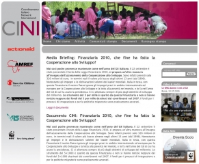 CINI – Coordinamento Italiano Network Internazionali